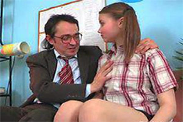 Tricky college by in girl professor uniform fucked