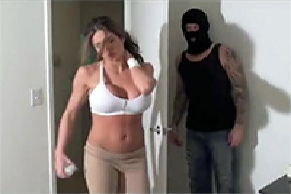 Masked Burglar Chloroformed Hot Milf So He Could Fuck Her Without A Struggle Fuqer Video