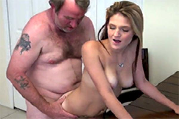 Naughty Teen Slut Seduces Older Man Into Fucking Her Free Hot