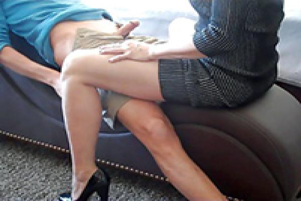 Lesson mature milf