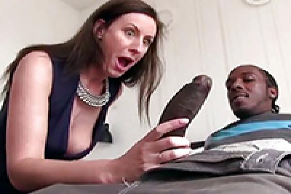 British milf riding my cock