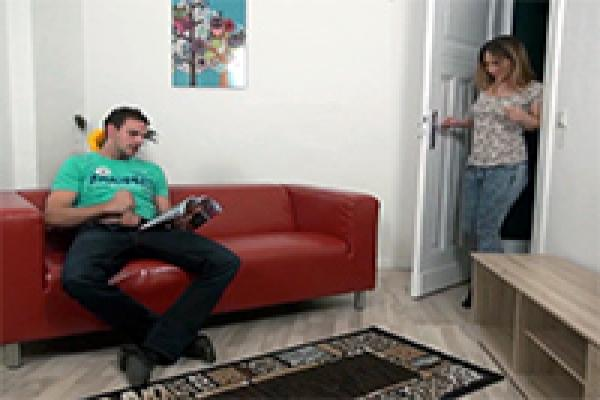 Stepbrother seduce stepsister to fuck when home alone - 3 part 10